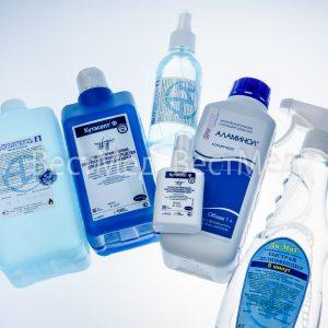 Средства дезинфекции, стерилизации, крафт-пакеты