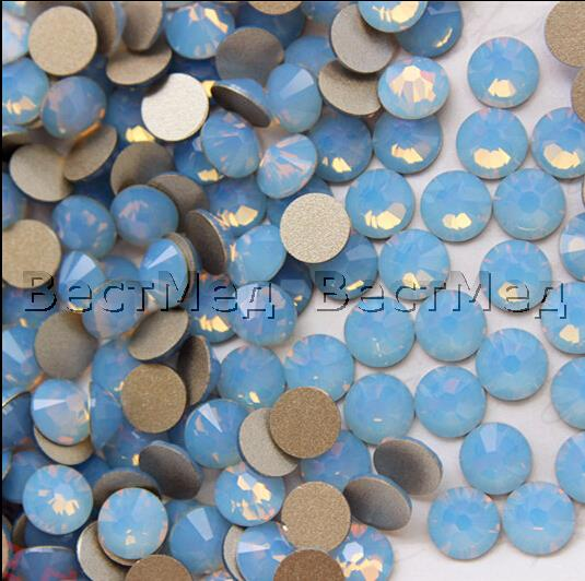 1440pcs-pack-ss6-1-9-2-1mm-flat-back-blue-opal-crystal-3d-nail-art-glue