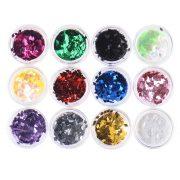 2016-New12-цвета-ногтей-украшения-ромб-блестка-блеск-ногти-блеск-3D-кусочек-порошок-комплект-искусство-украшения