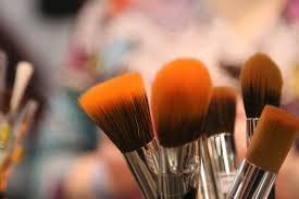 Кисточки для макияжа фото