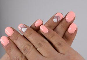 модная форма ногтей фото