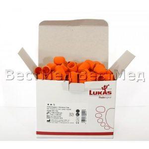 Колпачки Лукас оранжевые НОВИНКА!!!