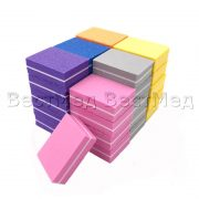 100pcs-Professional-Nail-File-Buffer-Colorful-100-180-Grit-Lima-Unghie-Buffing-Slim-Makeup-Block-Tools